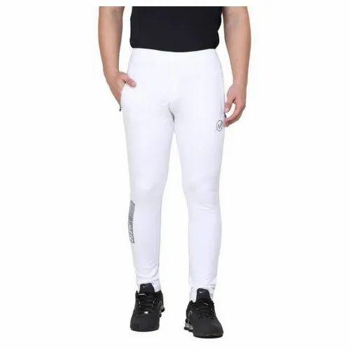 wholesale dealer b85fb 25258 Mens White Jogger Pant at Rs 349  piece   पुरुषों की ...