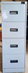 SFF Mild Steel File Storage Cabinet, Size: 54HX18WX28D, No. of Drawers: 4