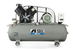 20 Hp Anest Iwata Oil Free Air Compressor