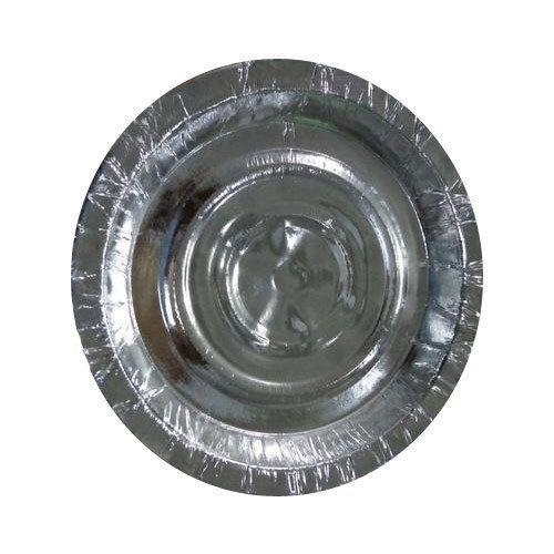 Silver 6\u0027 \u0027 Paper Plate  sc 1 st  IndiaMART & Silver 6\u0027\u0027 Paper Plate at Rs 7 /packet   Chandi Ki Panni Wali Kagaz ...