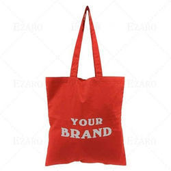 Red Promotional Cotton Bag