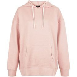 Pink Girl's Stylish Hoodies, Size: M, L, XL, XXL