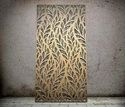 Frond Botanical Laser Cut Metal Screens and Sheet Boards