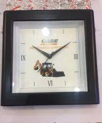 Square Promotional Clock