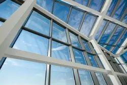 Building Glazed Glass