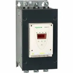 Schneider Electric Three Phase Altistart 22 Soft Start - Soft Stop Unit, Model Name/Number: ATS22, 4KW-400KW