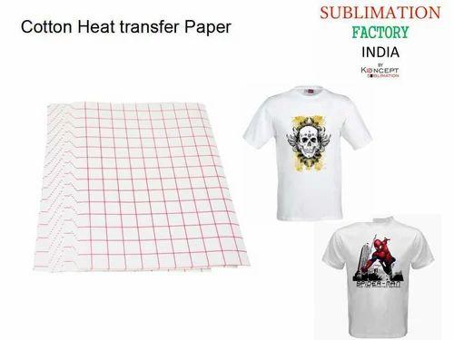 Cotton Heat Transfer Paper