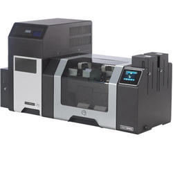 Double Side PVC 8500 Desktop Card Printer, Output Hopper Capacity: 200, Capacity: 400