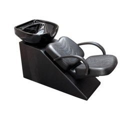 Synthetic Leather Hair Wash Chair