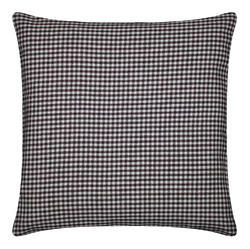 Black And White Mini Check Cushion Cover