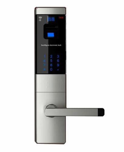 Home Office Biometric Door Lock Standalone Lock System
