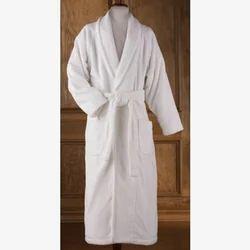 2830ebee67 White Cotton Bath Robe