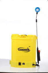 1043 12-8 Cosmos Double Motor Battery Sprayer