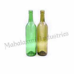 750 ml Wine Glass Bottle