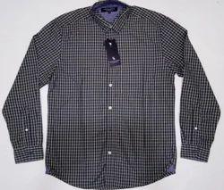 Linen Collar Neck Men''s Shirt