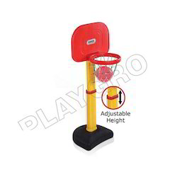 Adj Basketball Set