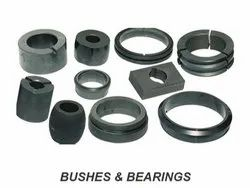 Carbon / Graphite  Bushes And Bearing