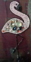 Beaded Patch