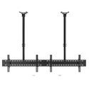 Dual Wall Mount LCD TV Stand
