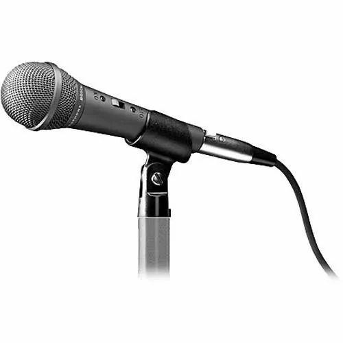 Bosch Unidirectional Handheld Microphones