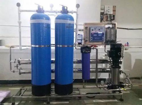 1000LPH Reverse Osmosis Plant