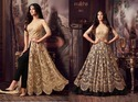 Thankar Heavy Designer Suits With Embroidery Work