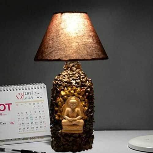 Handmade buddha table lamp at rs 500 piece handmade lamps id handmade buddha table lamp aloadofball Images