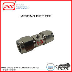 Misting Pipe Tee