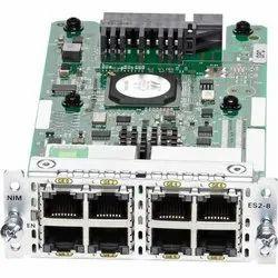 Cisco NIM-ES2-8-P Network Interface Module