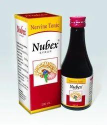 Nervine Syrup, Packaging Type: Bottle