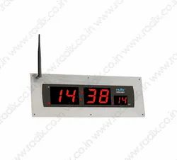 RF Slave Clocks 2.3 Inch Non FLP 4 Digit