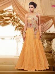 Medium Girls Designer Gown