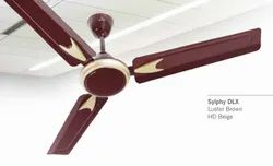 Sylphy DLX Luster Brown HD Beige Ceiling Fan