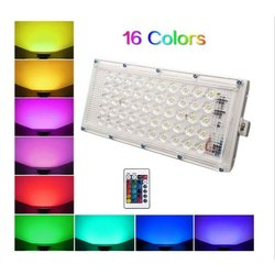 0.90 A Abs Plastic Multicolor Rechargeable LED Light