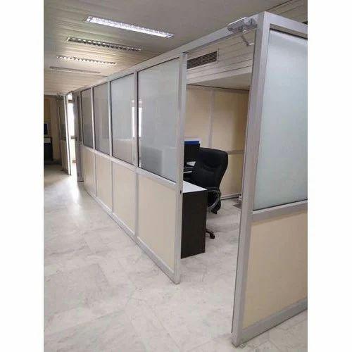 Aluminium Partitions Aluminum Frame Partition Manufacturer From