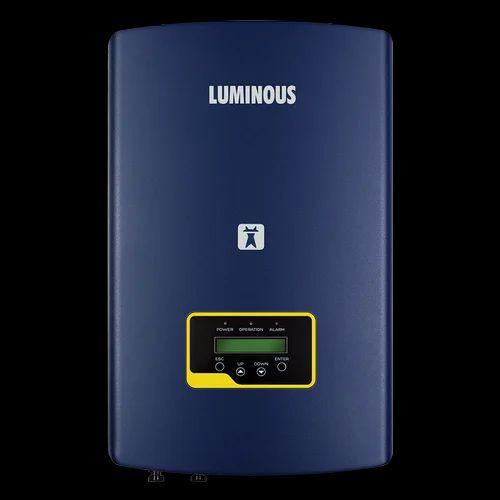 Solar UPS Inverter - Luminous High Kva Inverter Manufacturer from Mumbai