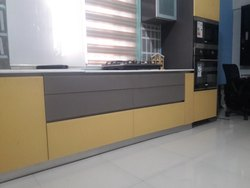 Wooden Kitchen Designing Services, Warranty: 1-5 Years