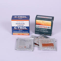 Cholecalciferol Granules Sachet