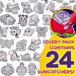 Paint Art Stickers Kit Kids