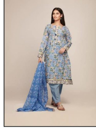 d4f801d3ee Khaadi Casual Wear Pakistani Suits, Rs 2100 /piece, Fabcollections ...