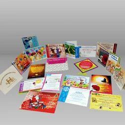 Invitation Card/ Postcard Printing Service
