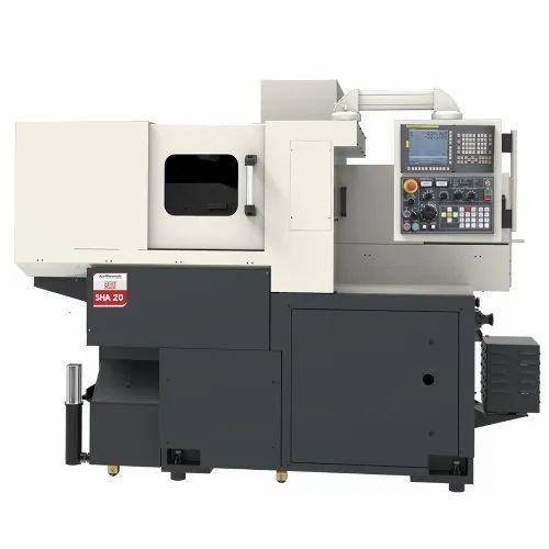 Ace Micromatic SHA 20 CNC Sliding Head Automat Machine