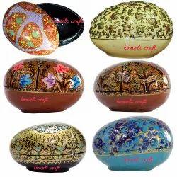 Colorful Easter Decoration Egg Shape Boxes - Easter Egg Boxes