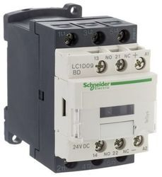 LC1D09 Schneider 25 Amp 3 Pole Power