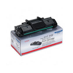 Xerox Black 3117打印机盒,型号:3117