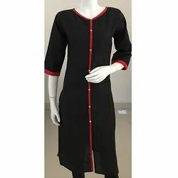 Black Formal Wear Kurti