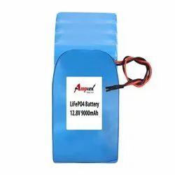 Lifepo4 Battery Pack 12.8V 9000 Mah