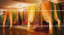 Wedding Sangeet Tent And Lounge