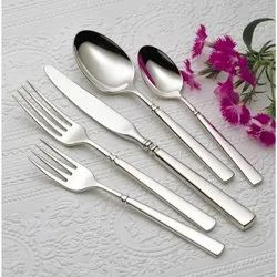 Silver Coated Brass Cutlery Set