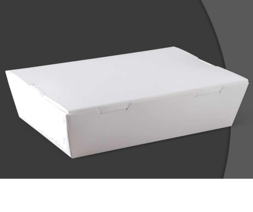 Paper Food Packaging Disposable Lunch Boxes Exporter